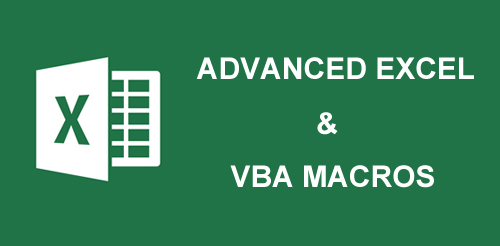 Advanced Excel Training, MIS & VBA Macros Training Institute
