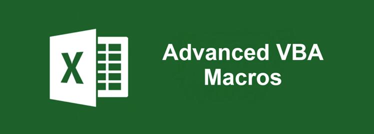Advanced VBA Macros